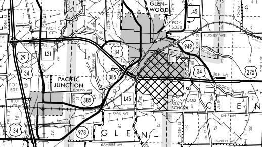 Worksheet. End of Iowa 978